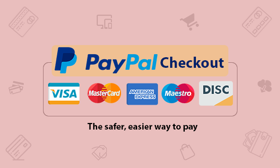 Add paypal payment method to your website