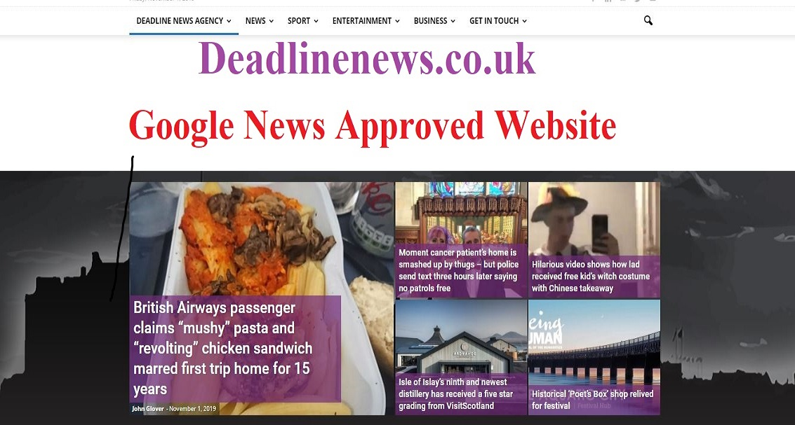 I will publish guest post on Deadlinenews.co.uk