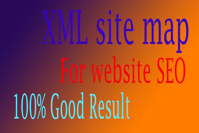 Manually Create XML Sitemap Robots Text For Website Seo