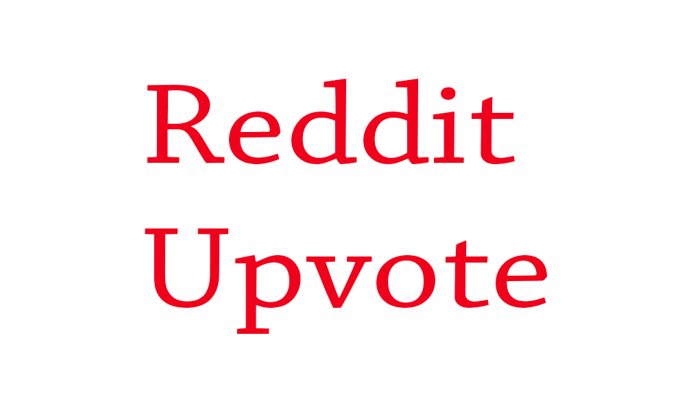 30+ Real upvote to your Reddit link