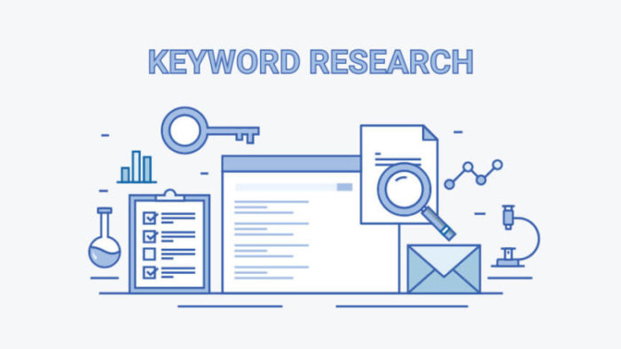 I Will Do SEO Keyword Research,  Competitor Analyse And Backlinks