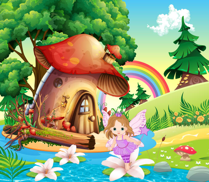 I Will Illustrate Childrens Book And More
