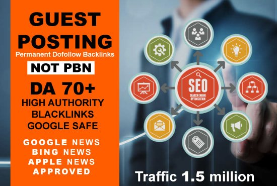 provide` Guest Post on Google News Approved Website DA 70