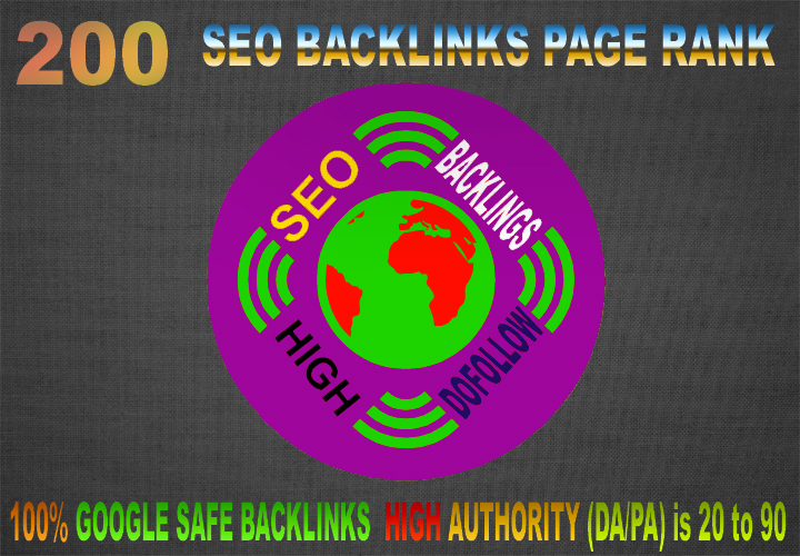 I will do 200 High-quality Backlinks boost your website