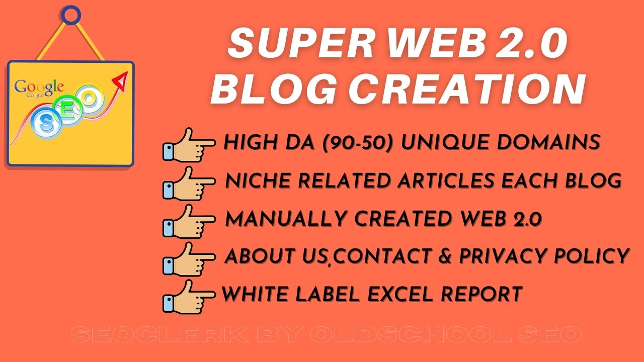 10 Super WEB 2.O Buffer Blog Properties Creation With Login