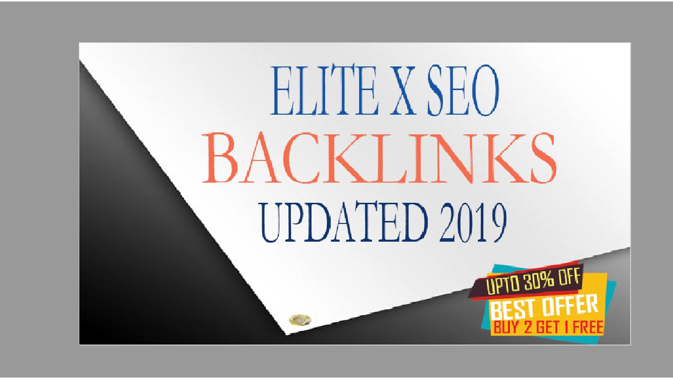 RANK YOUR WEBSITE,  BLOG,  WITH MY ELITE X SEO BACKLINKS Updated 2020 for the latest