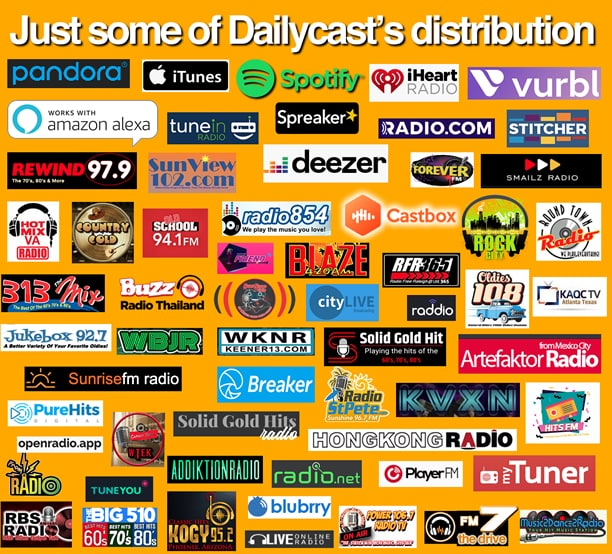 Distribute Your Press Release on National Syndicated Radio News