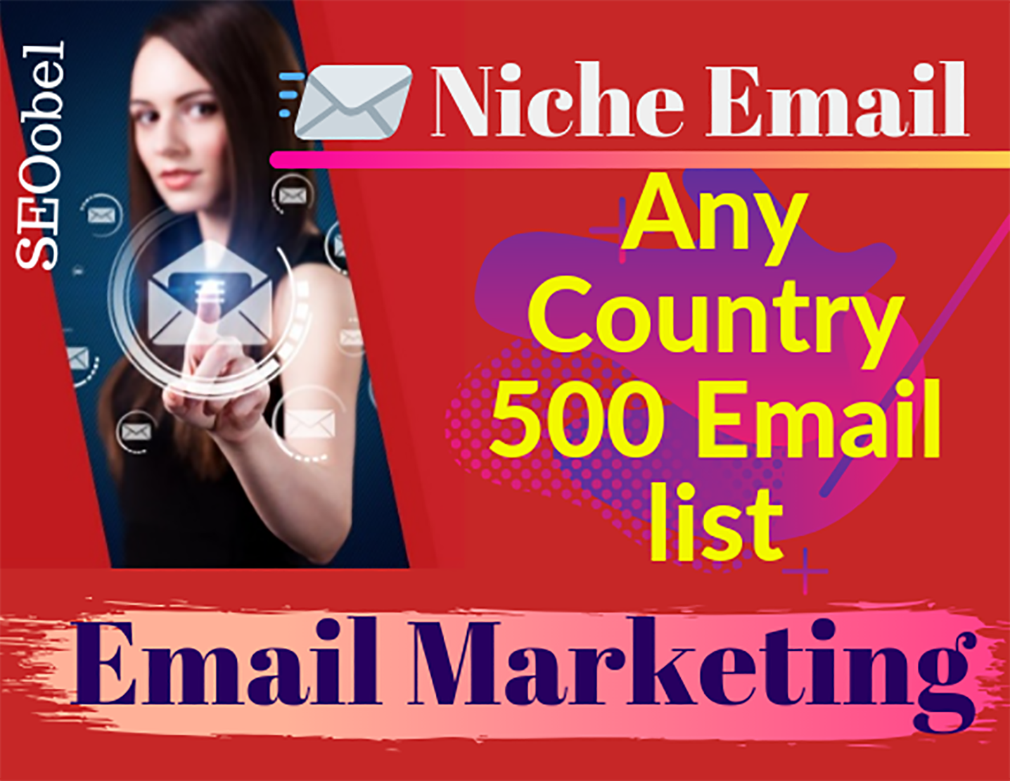 I Will Find Out Targeted Niche Email Lists For Email Marketing Crusades