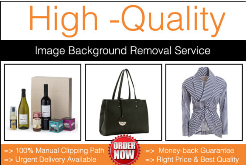 Get you remove the image background by manual clipping path