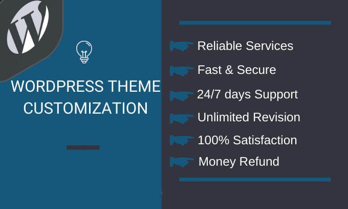 I will design professional responsive wordpress website with Divi Theme
