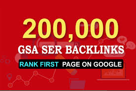 Provide 2, 00,000 High quality backlinks best for your seo