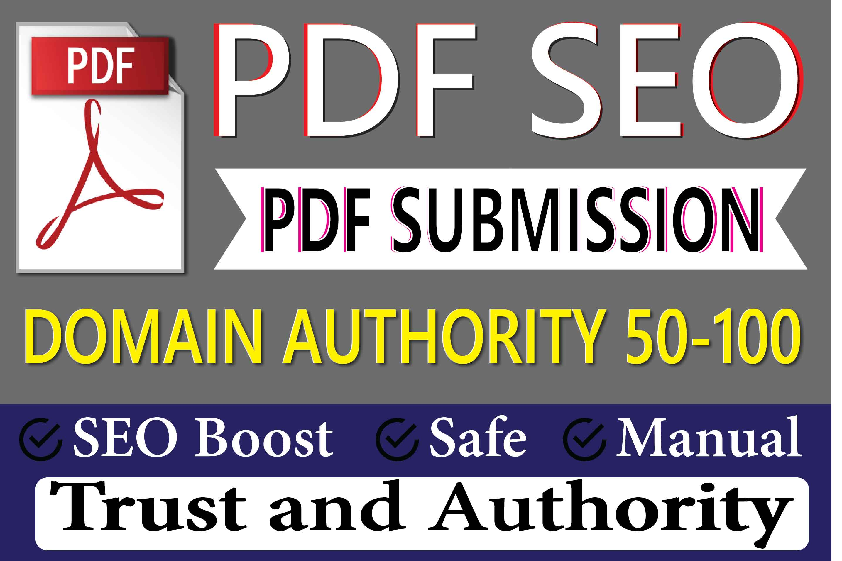 Get Extreme 35 Manual Authority PDF SEO Backlinks to Boosting your Websites or Brand Ranking.