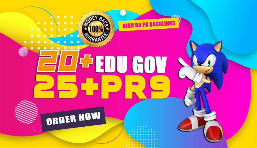 Boost your Rank With 20. Edu. Gov 25 Pr9 SEO Backlinks