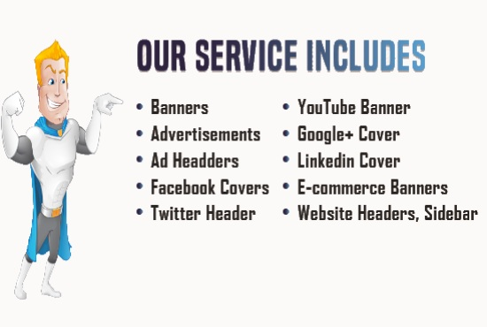 Get A Professionally Designed Facebook Cover Or Youtube Banner,  Or Ad Header