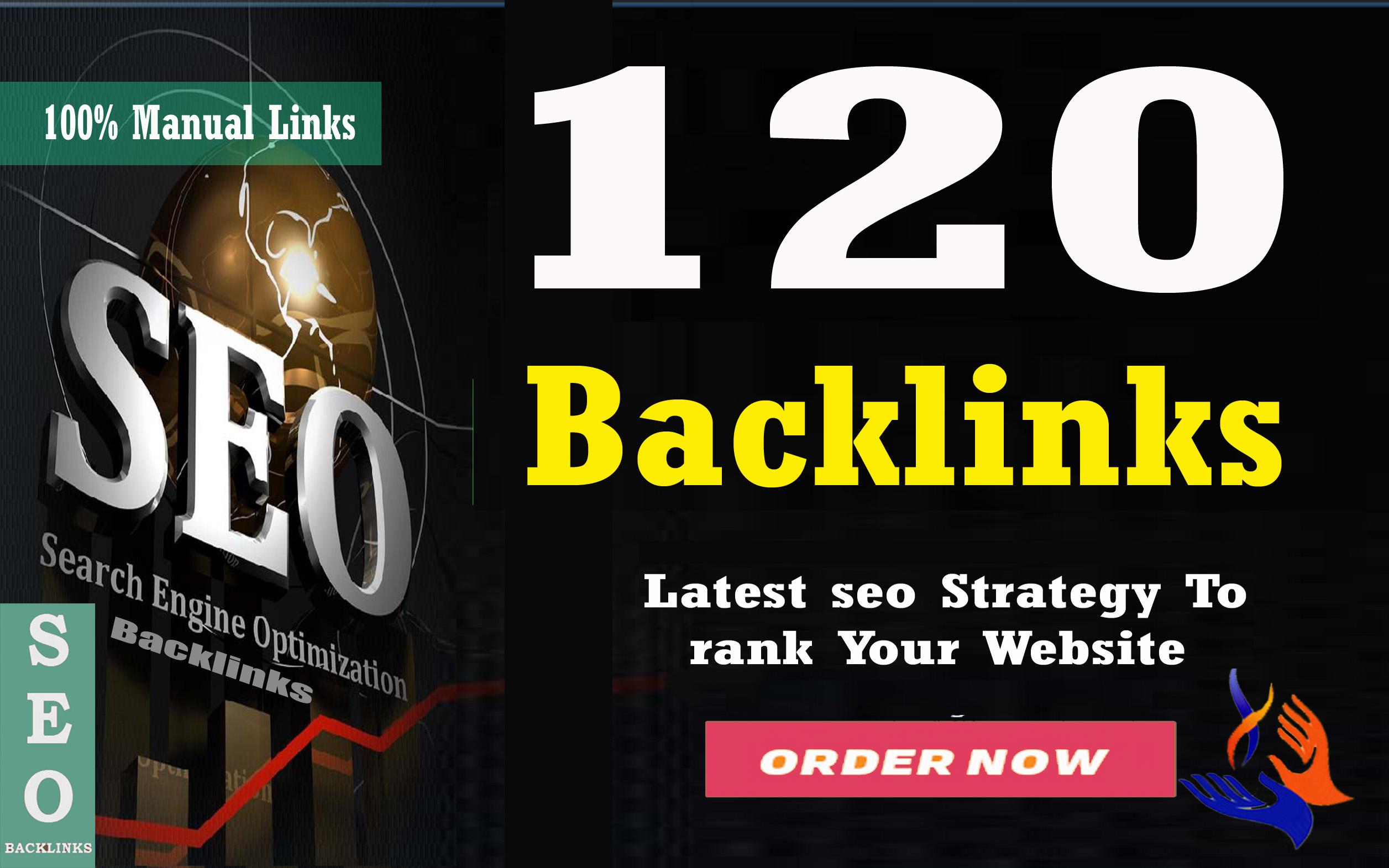 I Will provide 120 Permanent DA 40+ Homepage PBN Dofollow Backlink for for