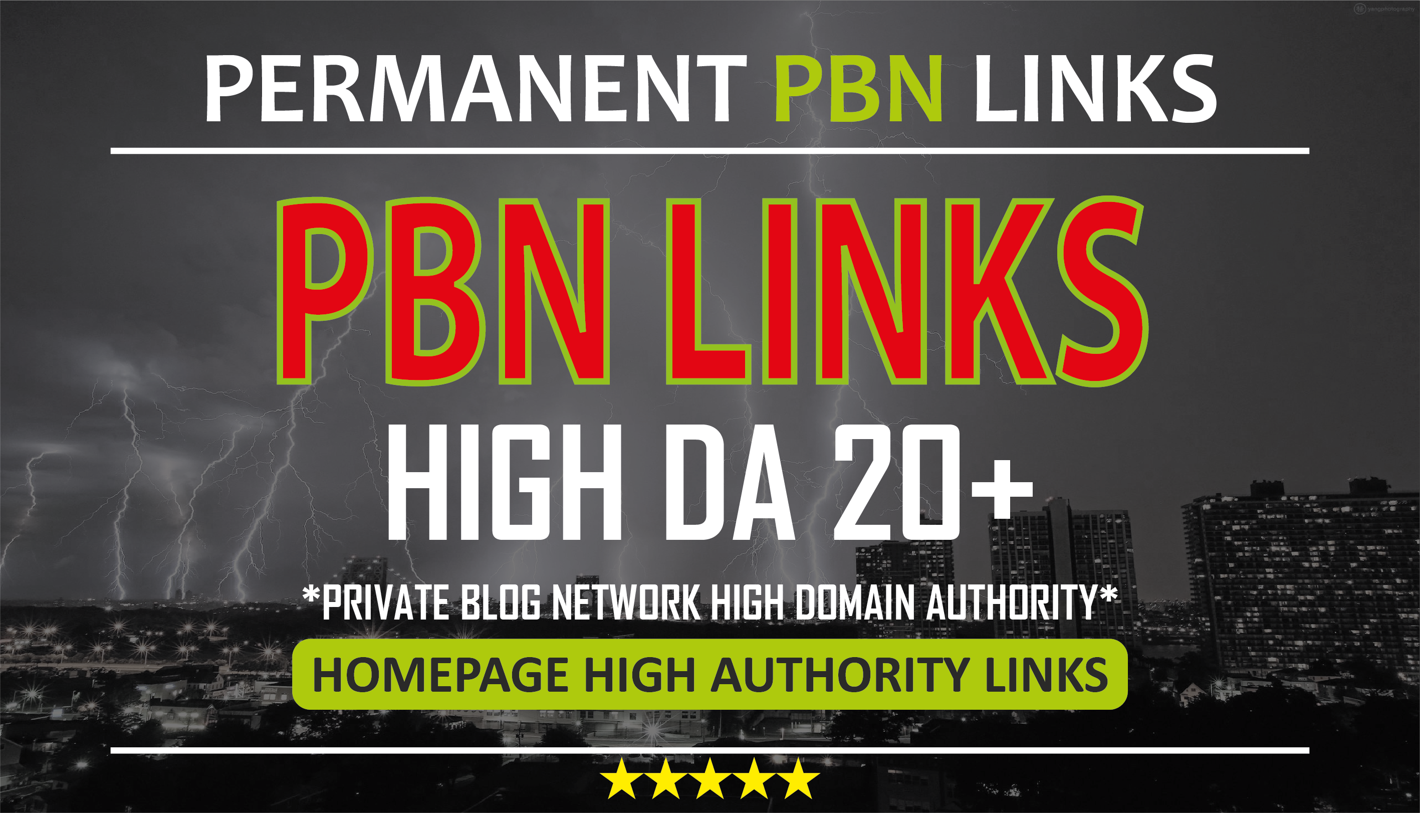 I will build 12 manual High DA 20 Plus PA TF CF Homepage PBN Backlinks - Dofollow Quality links