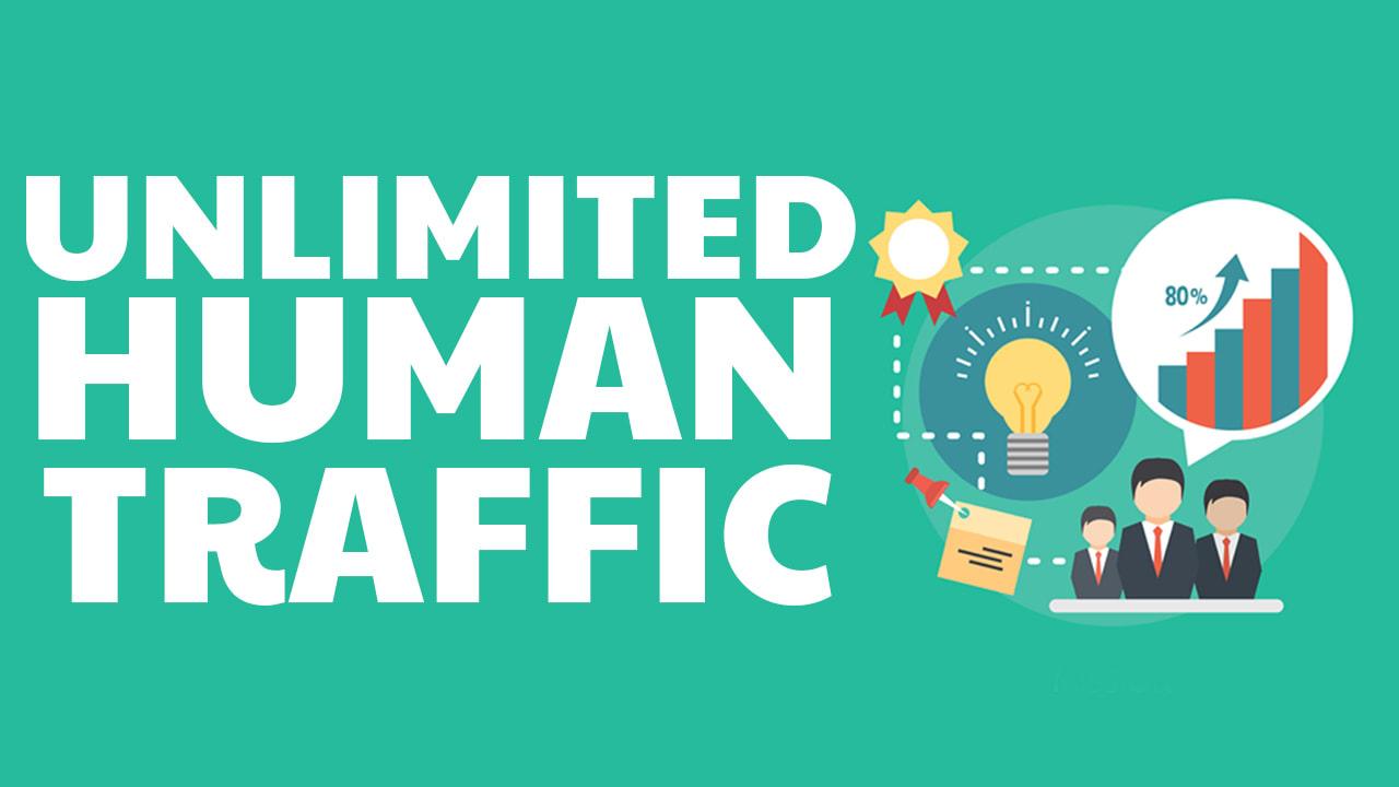 3K Real Human TARGETED WEBSITE TRAFFIC