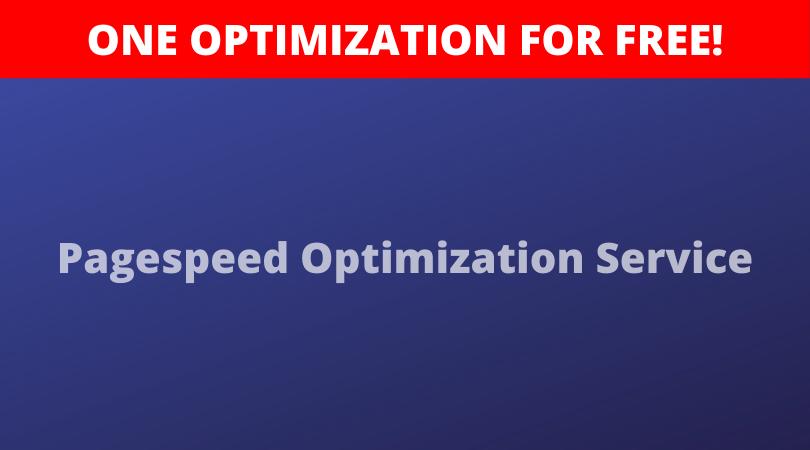 I will do google pagespeed optimization for wordpress,  90+ Google Score