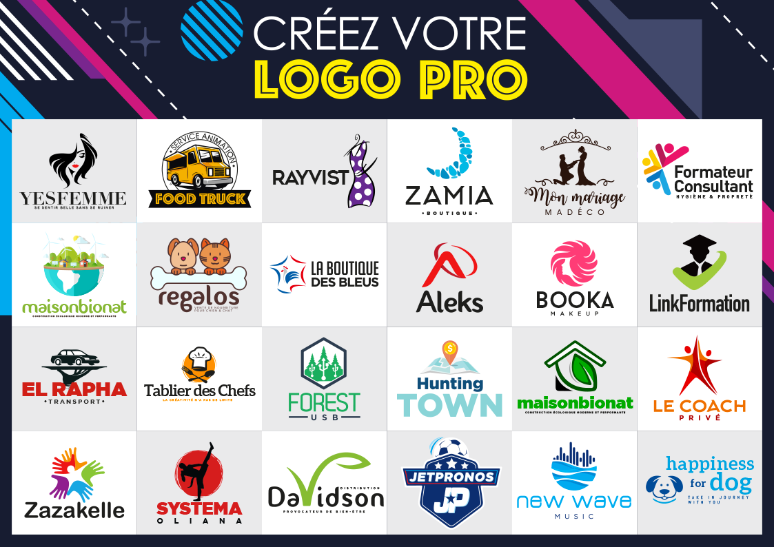I will create for you the perfect logo with professionalism and creativity
