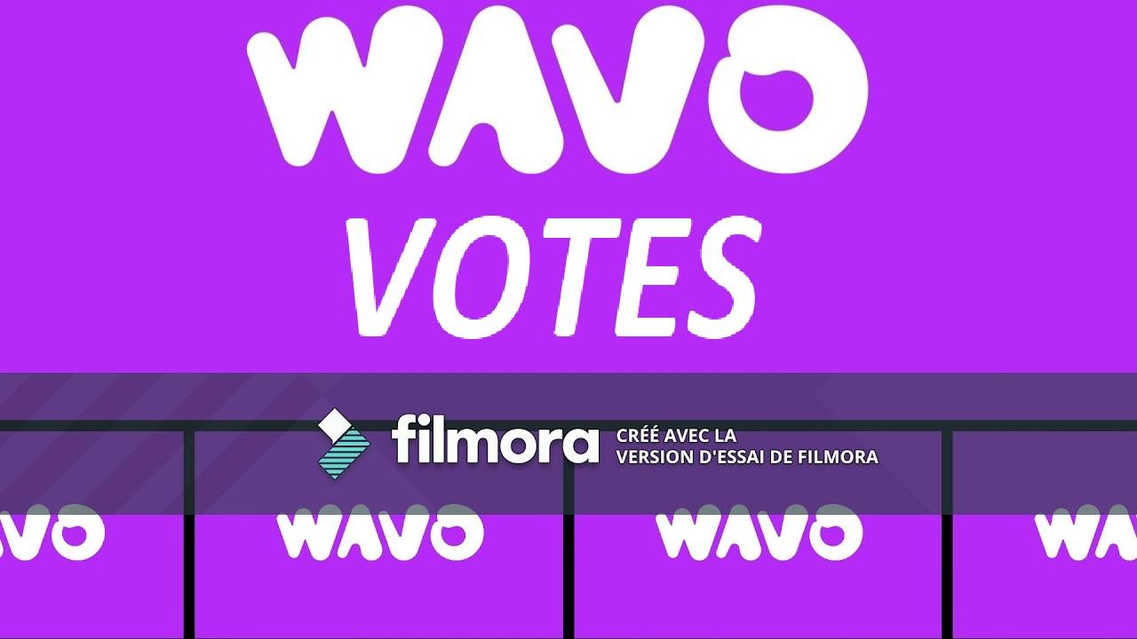 Super fast 50 wavo votes for your WAVO. ME voting Contest