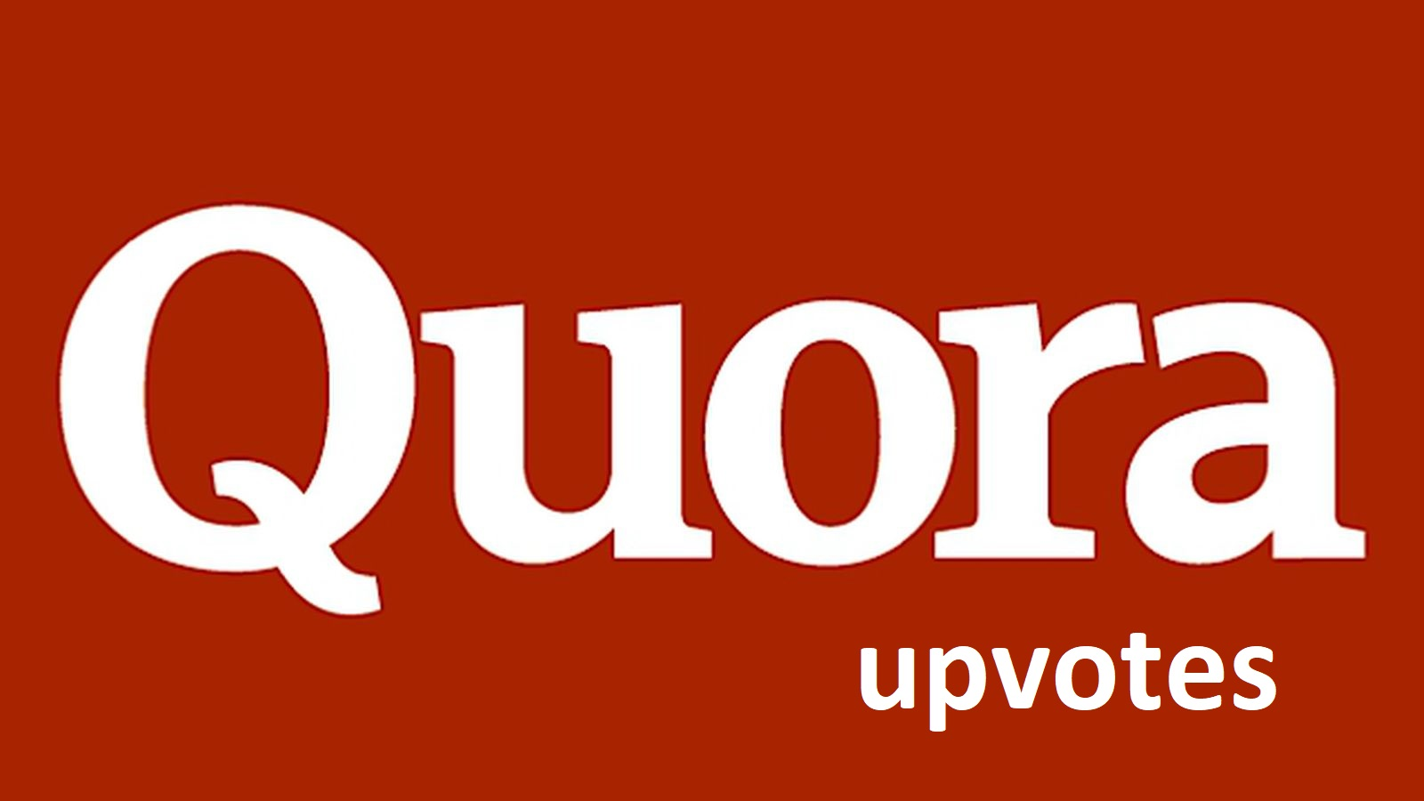 Must 50 high quality profile Worldwide Quora votes