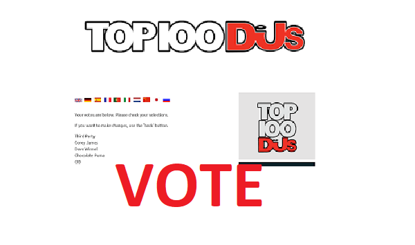 Get you 100 DJ MAG remix votes on your contest