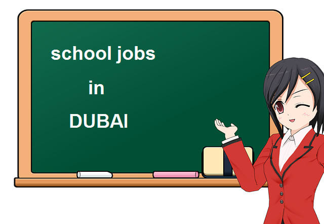 Give A Teachers A Good Chance To Work In Uae