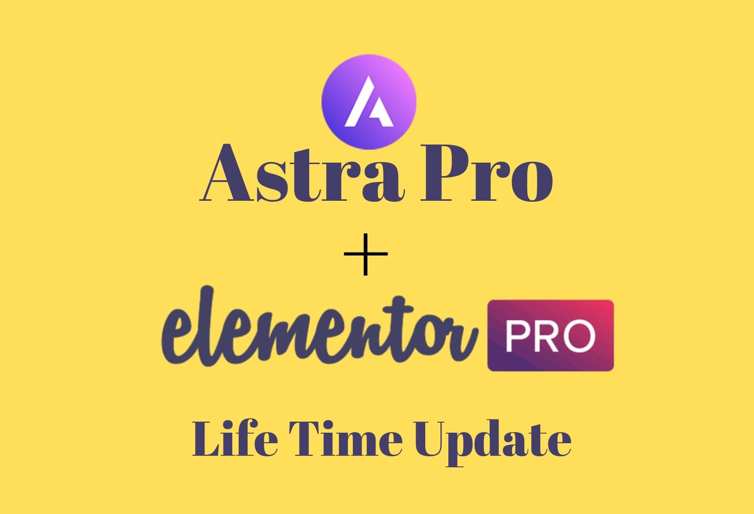 Create A Stunning,  Fast WordPress Website with Astra Pro and Elementor Pro