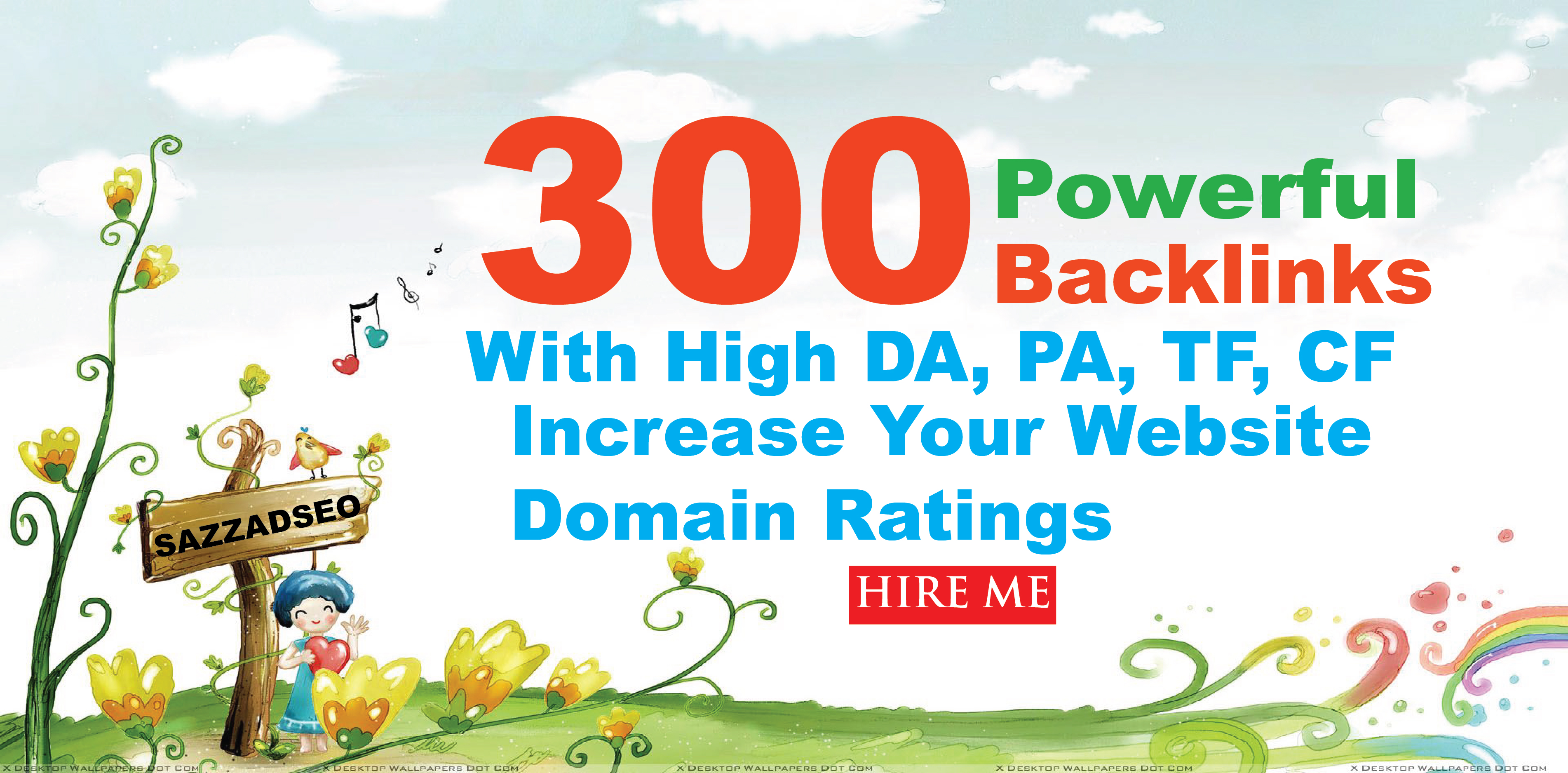Create 300+ High PR9 Highly Authorized Google Dominating BACKLINKS Increase Domain Ratings