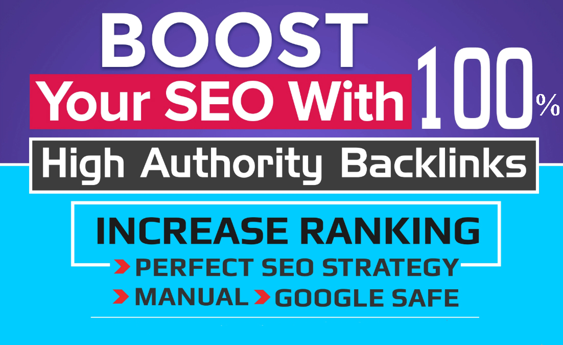 I Will Do All In One Seo Linkbuilding Service All High PR Links