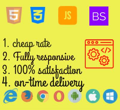 I'll code a E-commerce website for you.