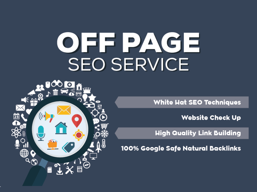 I Can Do SEO off page optimization 230 domains with 30+ Domain Authority Backlinks