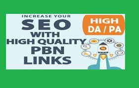 Provide 10+ PBN Links - DA 20+ and TF 20+