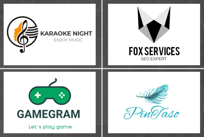 3 Professional Logo Designs Under 24 Hours