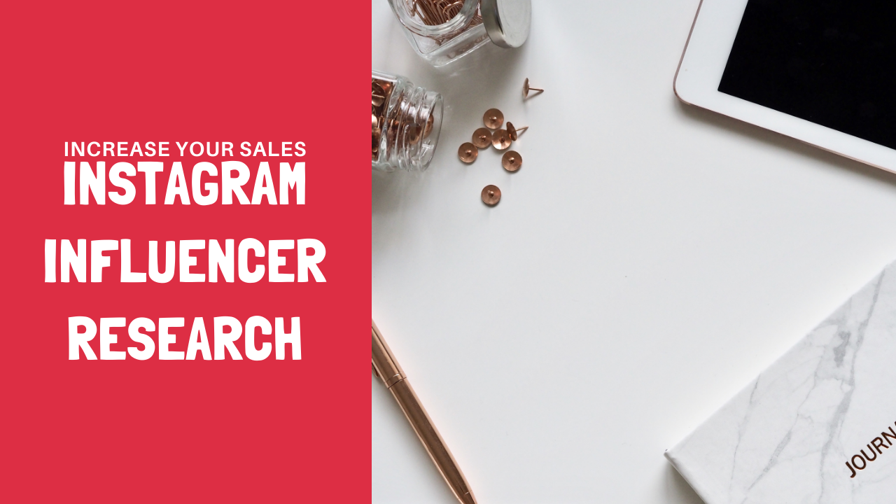 I Will Find The Best Instagram Influencers For Shopify Stores