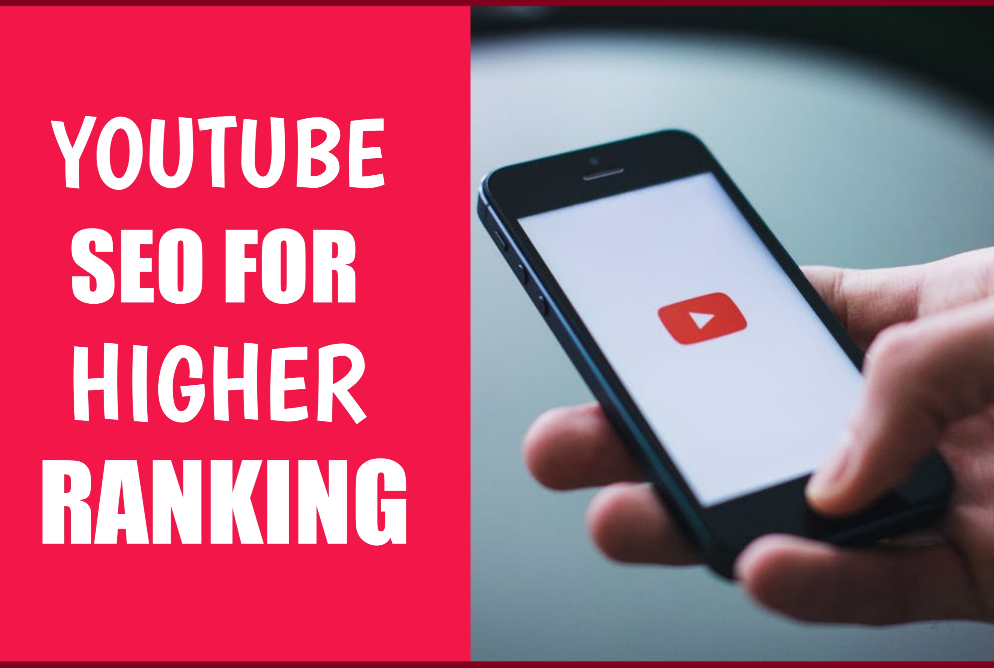 QUICKLY Rank Your YouTube Videos With White Hat SEO Optimization