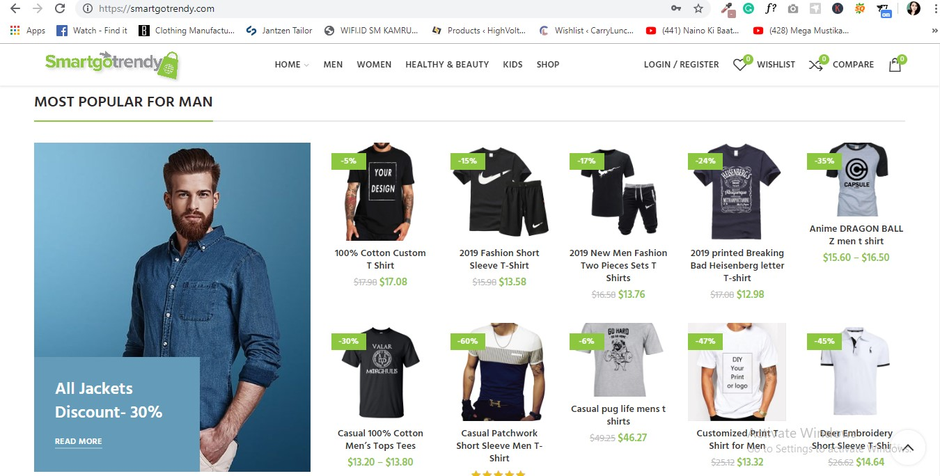 Add 500 Top Selling Products To Your Woocommerce Website By Alidropship