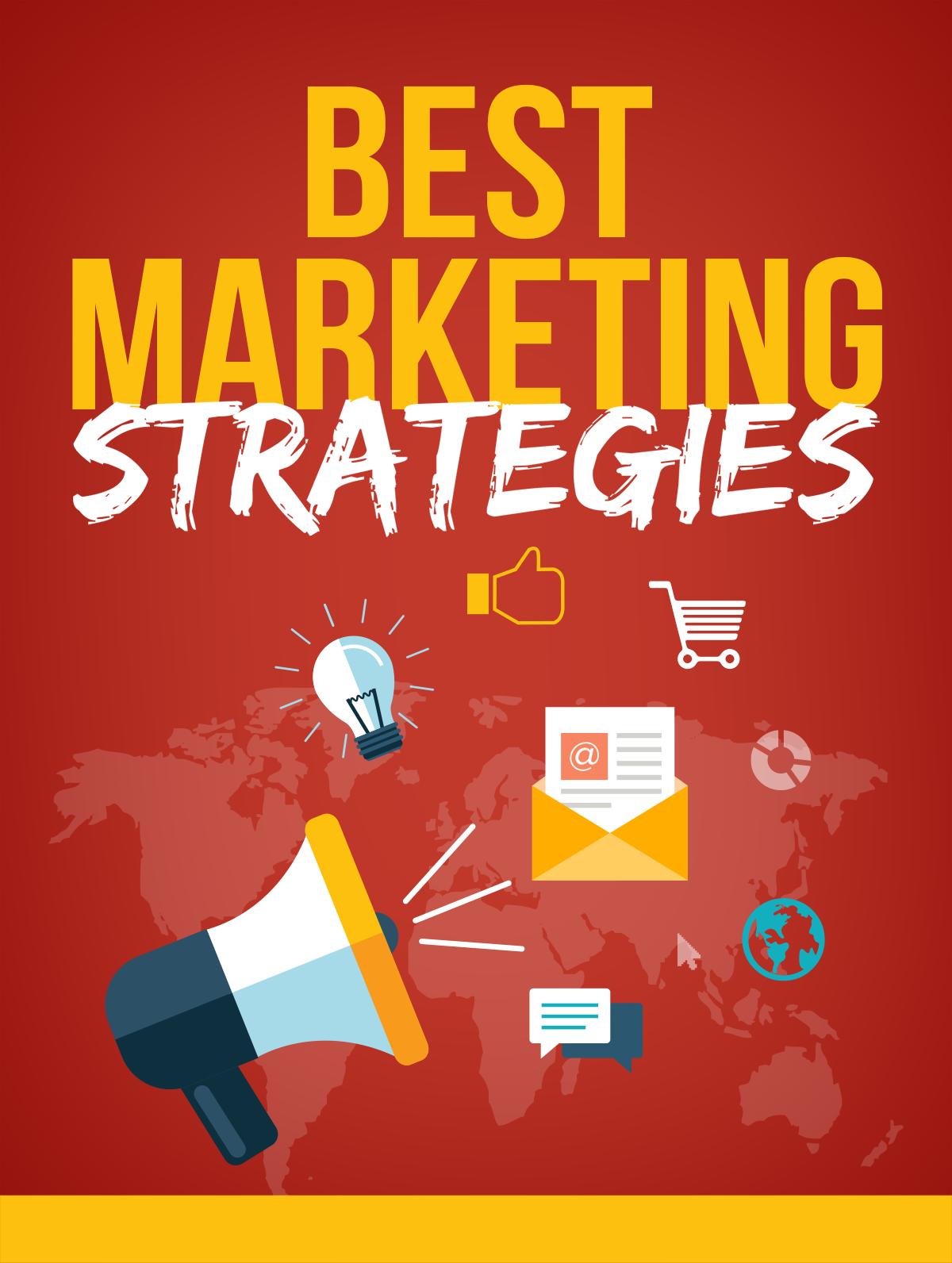 Best Marketing Strategies full secrets