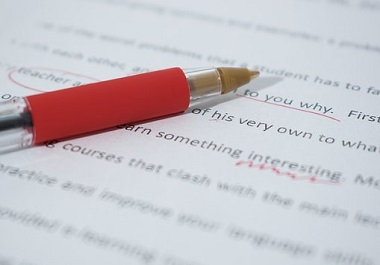 Proofreading and Editing Documents in English 1000 Words