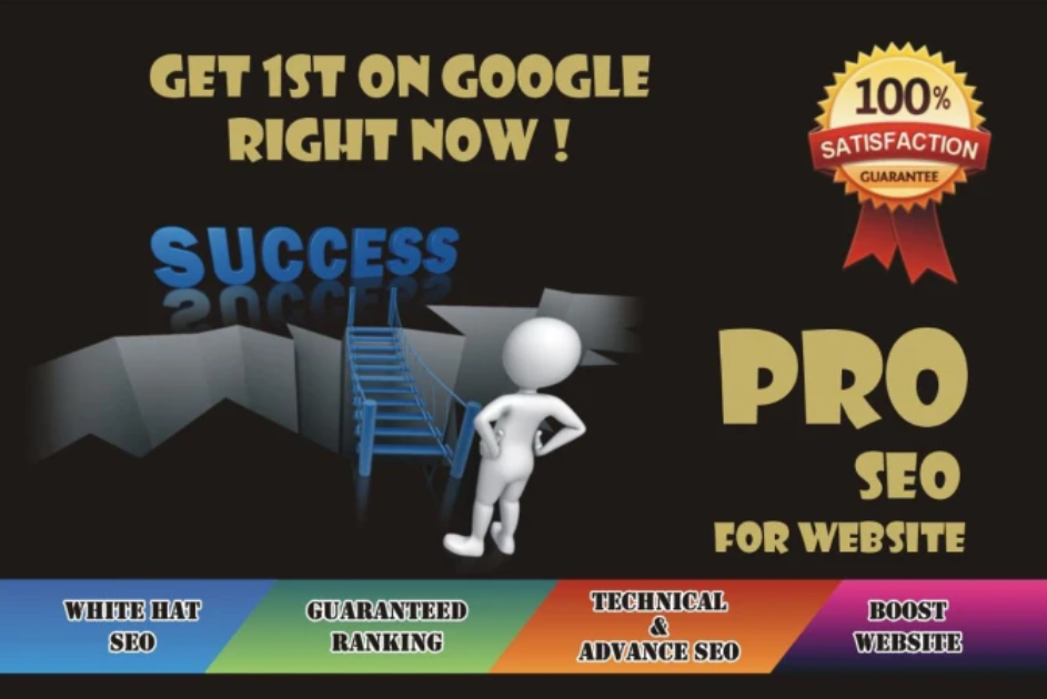 I will do pro seo for your squarespace,  wix,  wordpress website for high google ranking