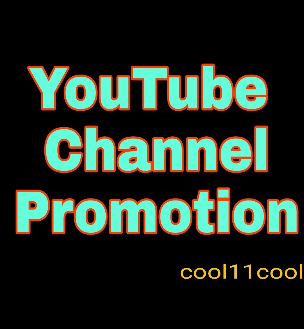 YouTube Promotion Supper Fast Delivery