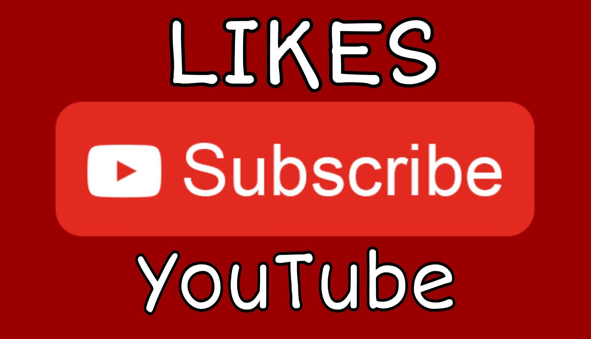 YouTube SUB OR L-I-K-Y E Manually Added Non Drop Guaranteed