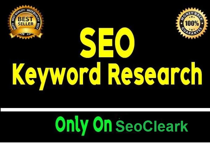 SEO keyword Research for Long tail Low compititor