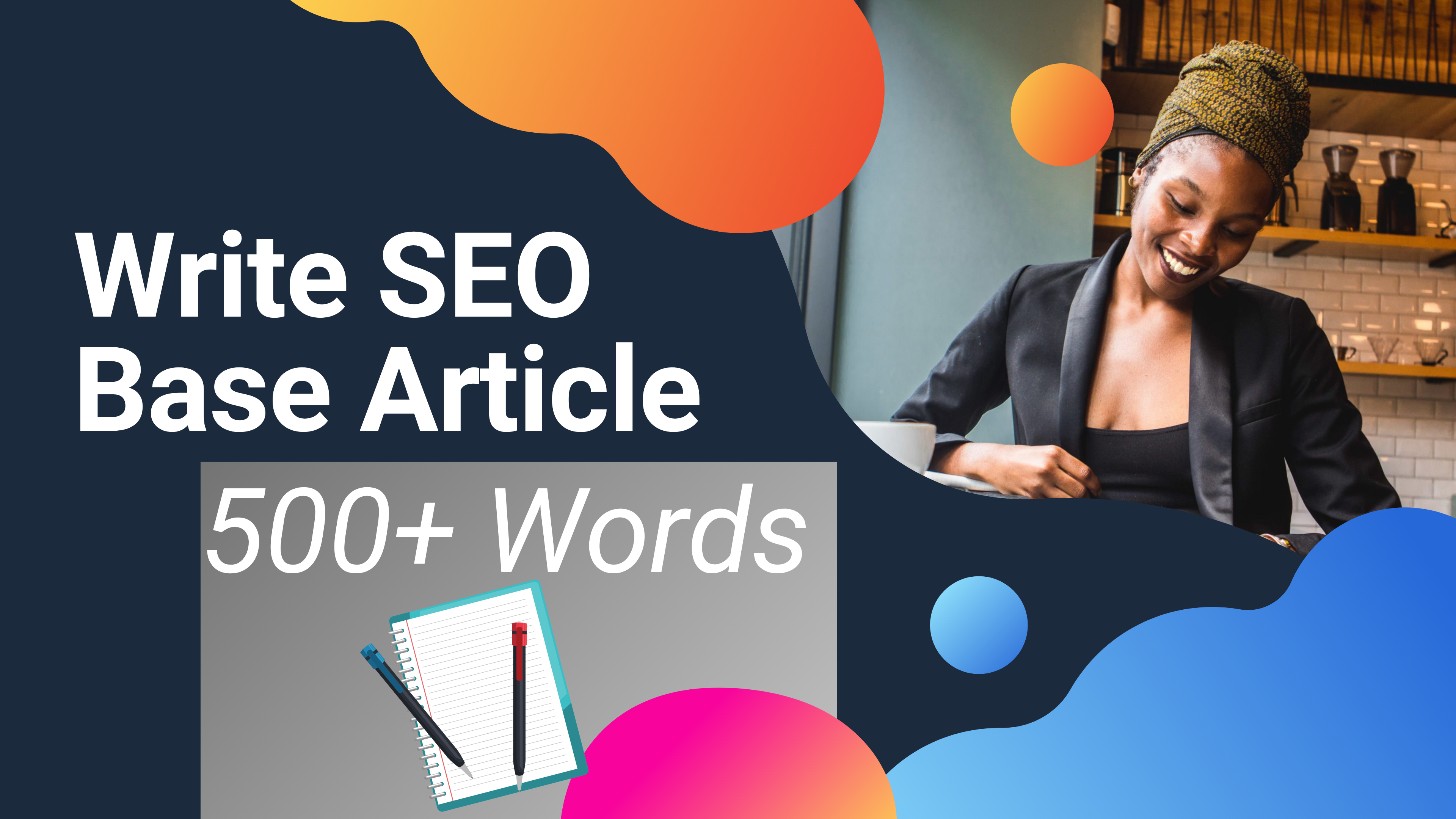 Write 500 Word Article SEO Base For Your Blog Post
