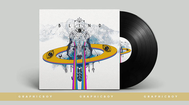 Design an Album Cover or Album Art