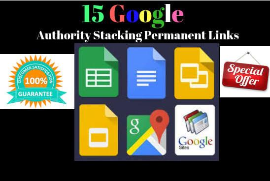 Create Google Authority Entity Stacking Contextual Links