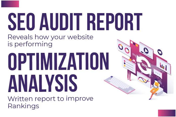 Deliver A Premium SEO Report And Action Plan