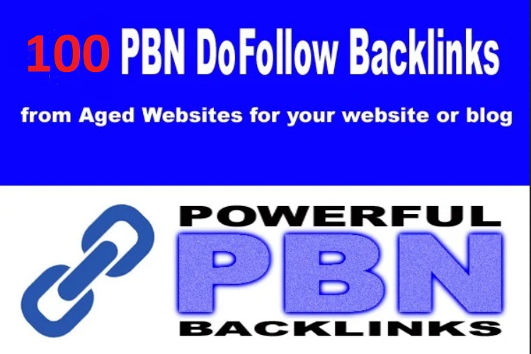 Do you 100 Pbn Backlinks With High Domain Metrics.