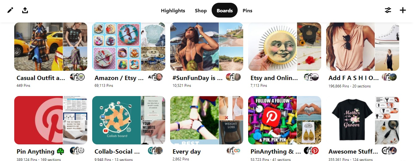 I will invite you to 50 high traffic pinterest boards
