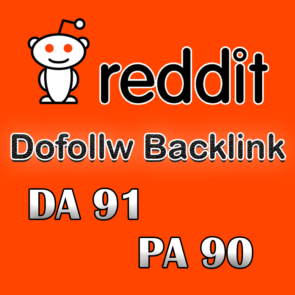 DA 91 Reddit Profile Backlink can increase traffic on your site